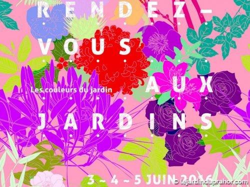 Vendredi 3 samedi 4 et dimanche 5 juin 2016 rendez for Rdv aux jardins