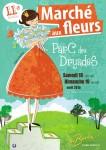 Marche aux fleurs La Baule les Pins Loire Atlantique